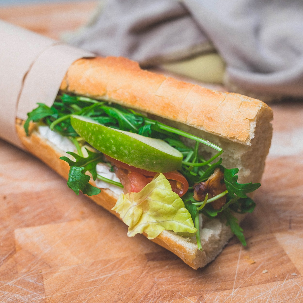 Sandwiche frais La Fraîche Heure
